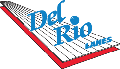 Del Rio Lanes | Kids Birthday Party, Company Party, Bowling Party Logo