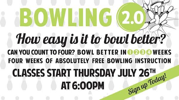 Bowling 2.0 promo