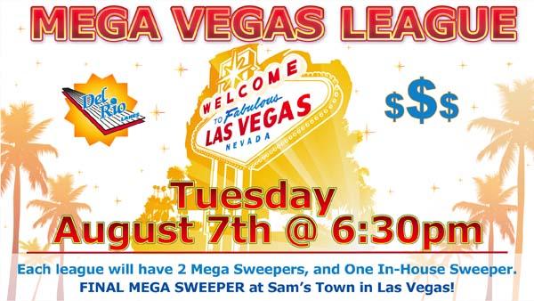Mega Vegas promo