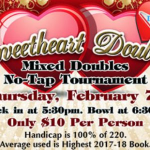 Sweetheart Doubles banner