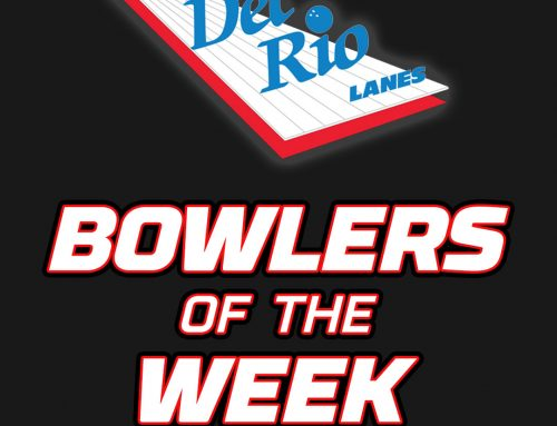November 18 Del Rio Lanes Bowlers of the Week: John Tellers and Maureen Slater